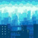 漫画城市头像图