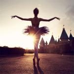 芭蕾头像图片唯美