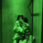 绿色系列情侣头像